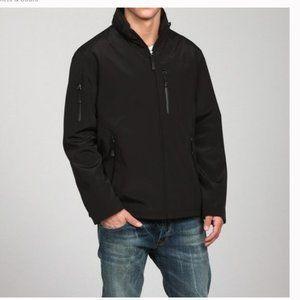 NEW TUMI Tech Travel All Day Jacket Gray Hoo